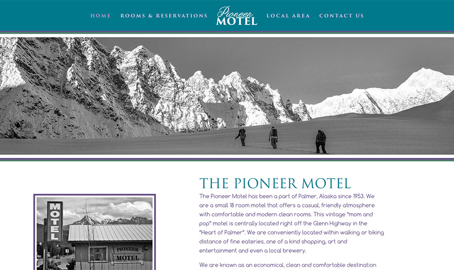 The Pioneer Motel